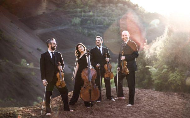 Cuarteto Quiroga comienza el año con una gira internacional