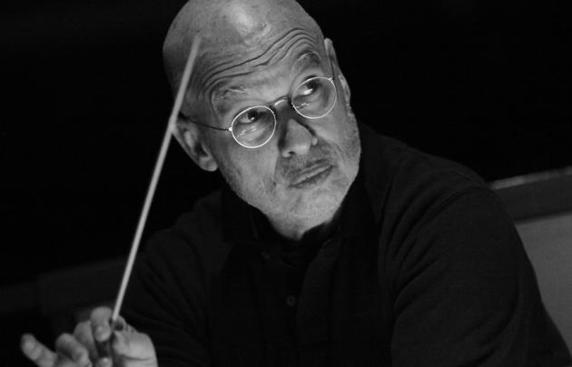 La Orquesta RTVE bajo la batuta de Dennis Russell Davies