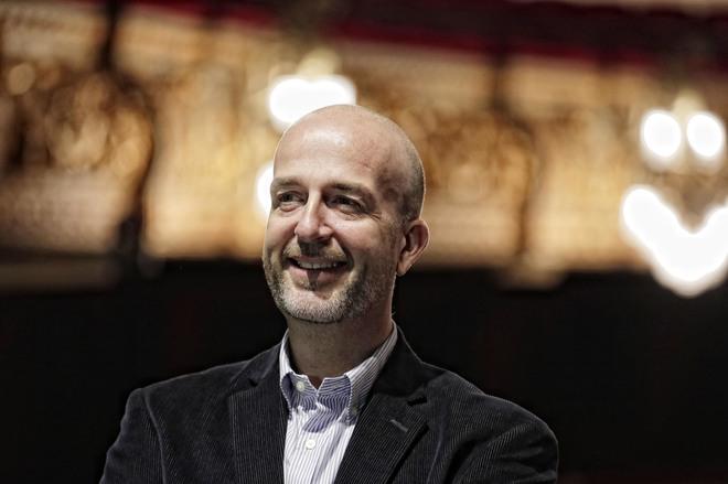 Propuesta de Víctor García de Gomar para el Teatre del Liceu