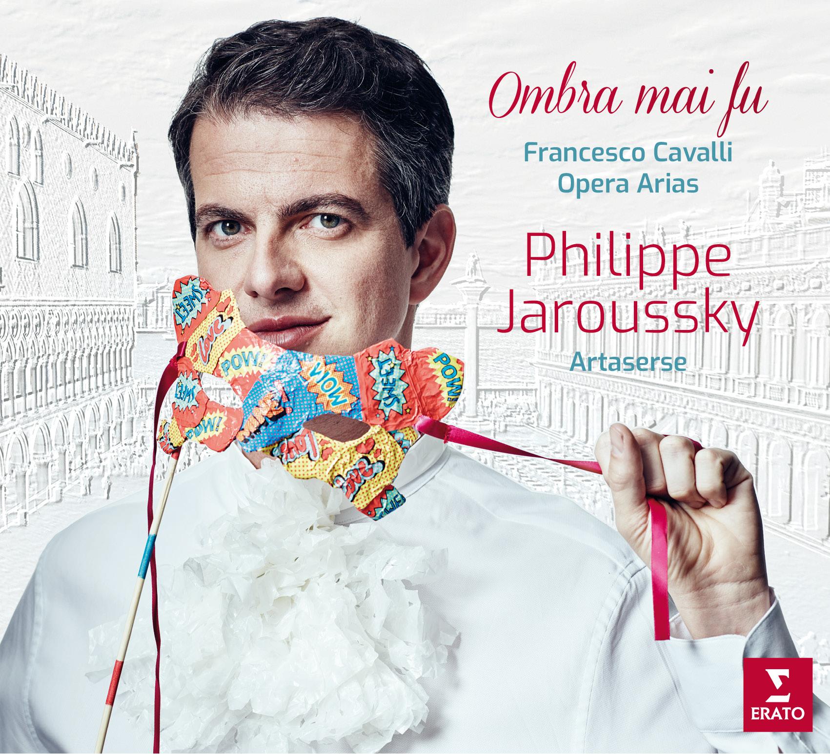 Ombra mai fu: el nuevo disco de Philippe Jaroussky