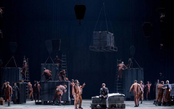 Críticas en la prensa a 'El Oro del Rin' en el Teatro Real