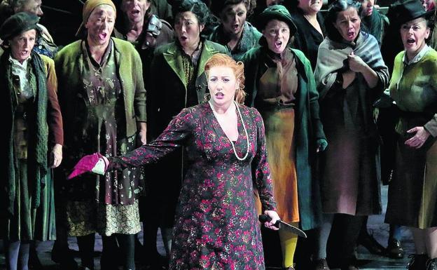 Dos nuevas producciones en la Ópera de París