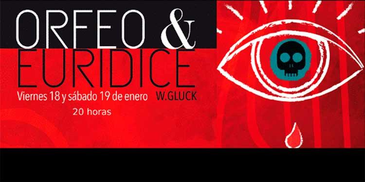 Comentarios previos: Orfeo ed Euridice en el Villamarta