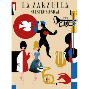 ZARZUELA-NUESTRO-MUSICAL-CD