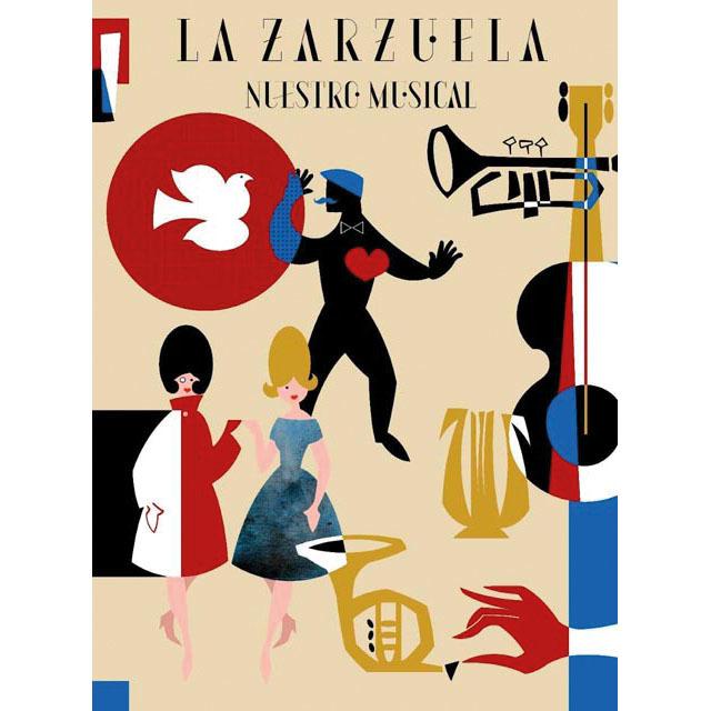 Reseña de CD: la Zarzuela, nuestro musical