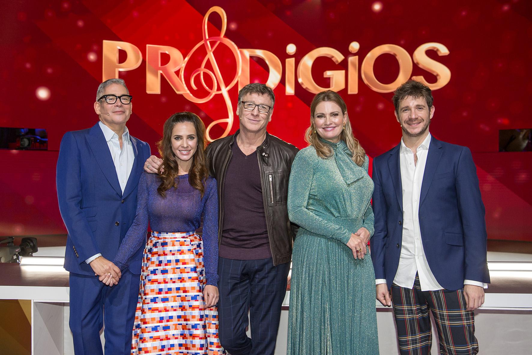 Comienza el casting para la tercera temporada de 'Prodigios'