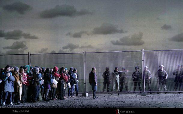 Críticas en la prensa a 'Idomeneo' en el Teatro Real