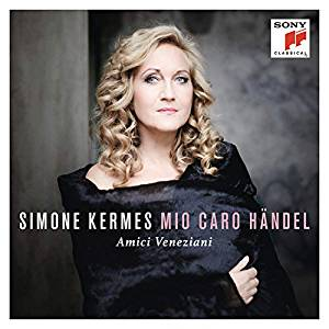 reseña cd: Simone Kermes: Mio caro Haendel