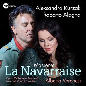 Reseña cd: Massenet: La Navarraise. Alagna, Kurzak
