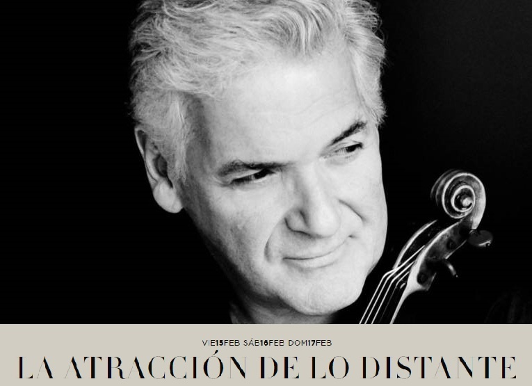 Antonio Méndez dirige la integral de Brahms junto a la OST