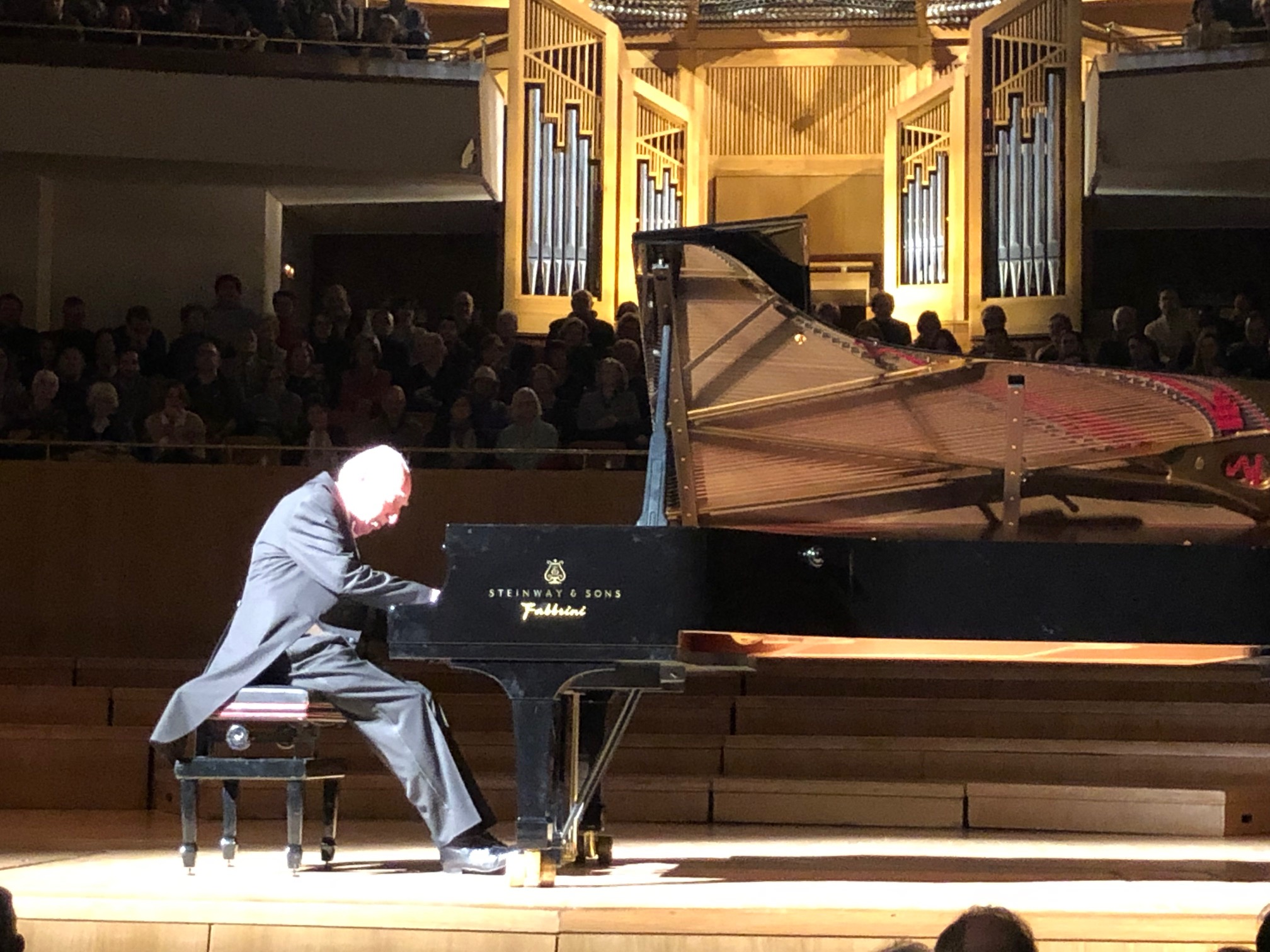 Pollini-piano-Madrid-2019