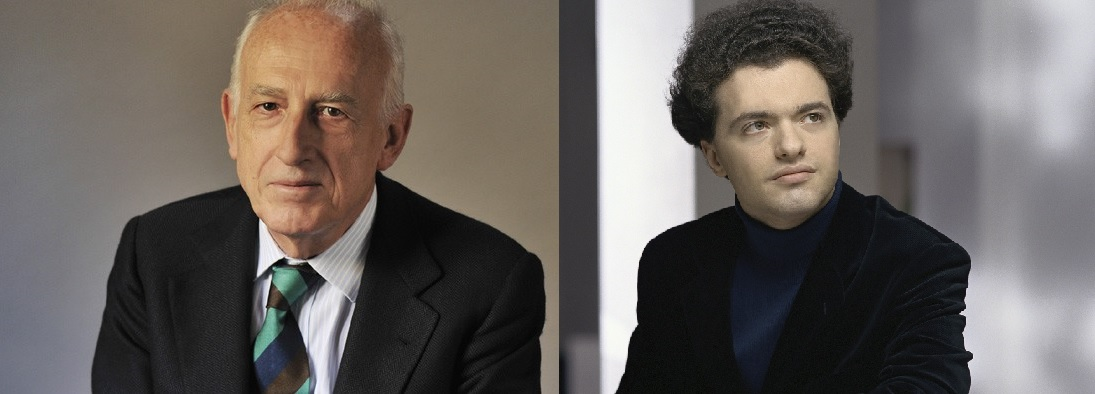 Maurizio Pollini y Evgeny Kissin
