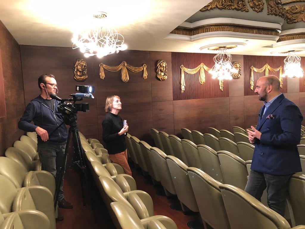 Joel Prieto regresa al Teatro Real con Falstaff
