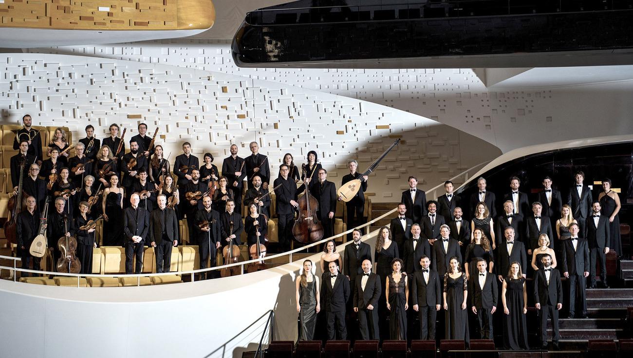 Un coro de refugiados en el Nabucco de la Ópera de Hamburgo