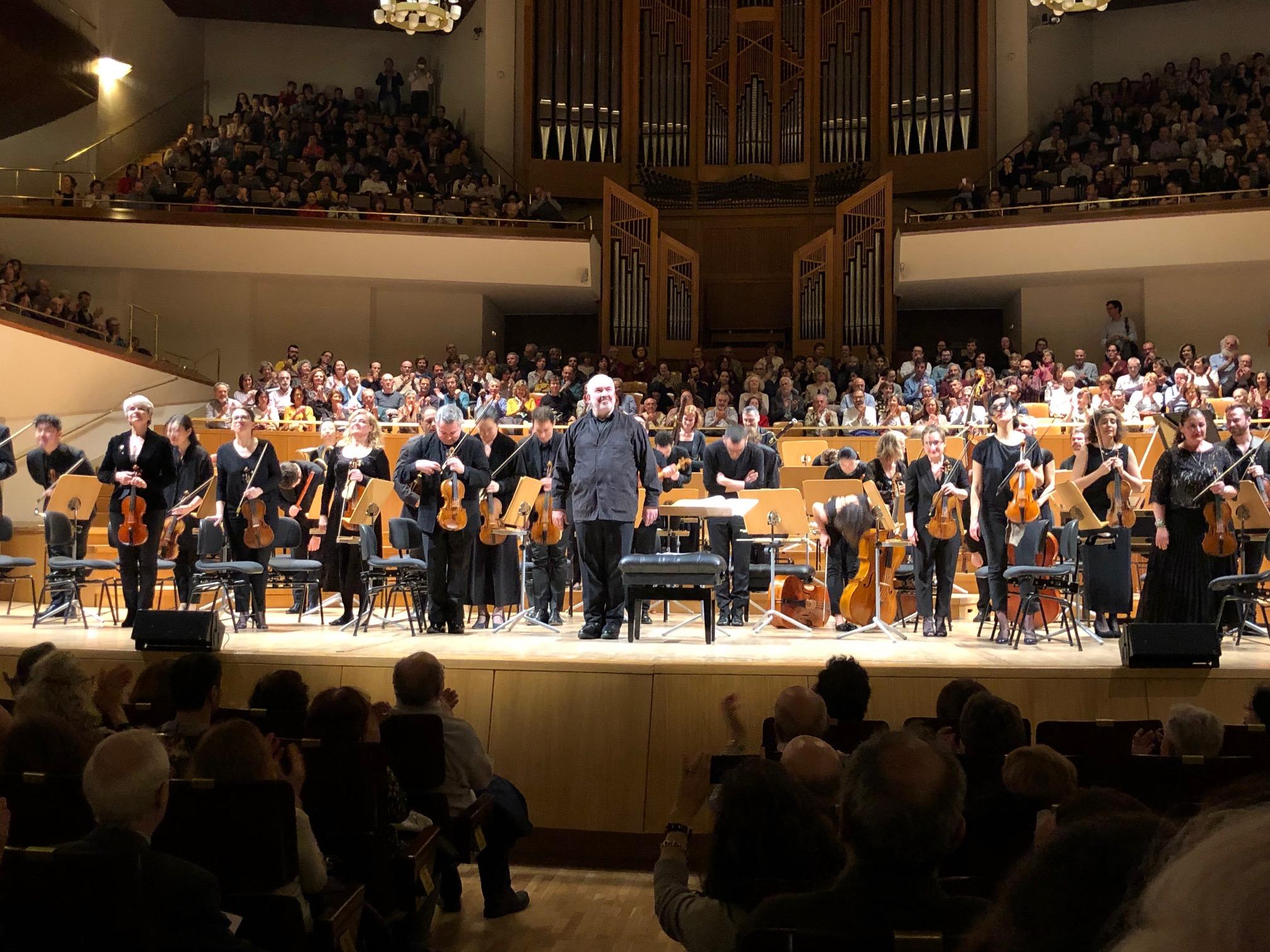 Crítica: un concierto con Minkowski para gozar