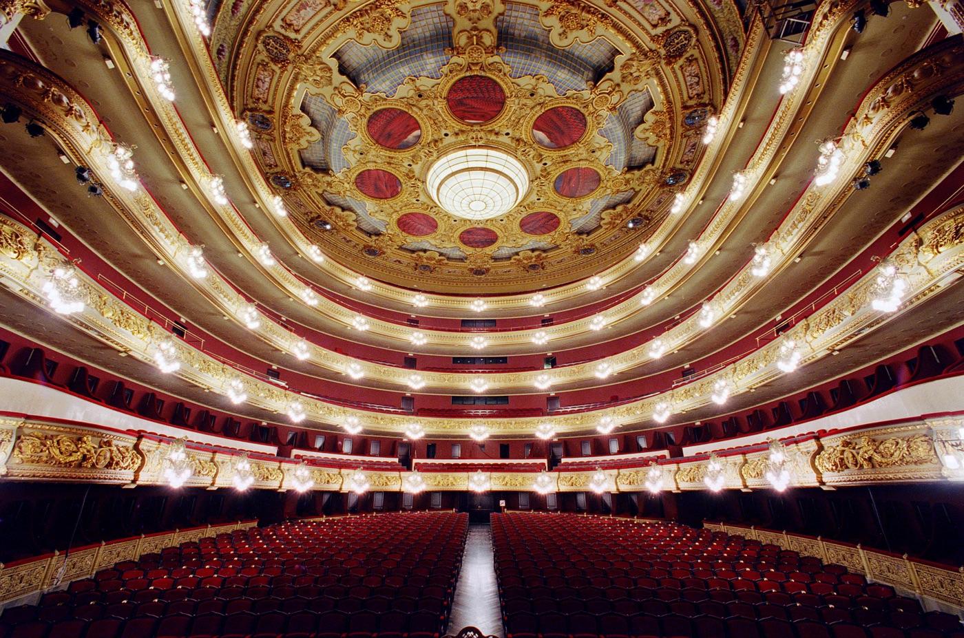 El Gran Teatre del Liceu alza la voz por la cultura