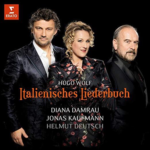 Reseña CD: Wolf, Libro italiano lied. Damrau, Kaufmann