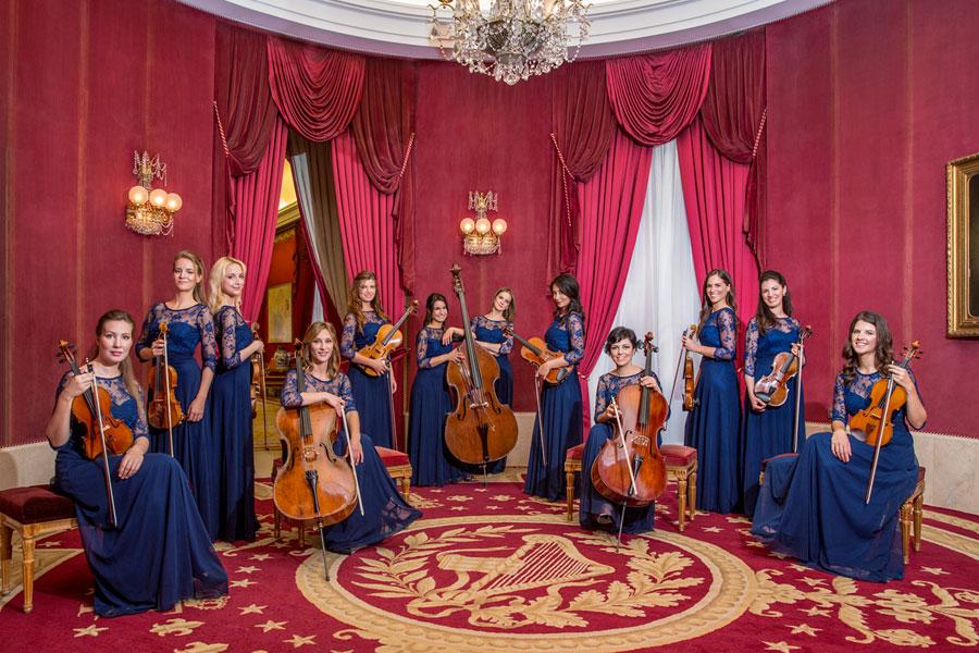 Los ballets rusos con cinco orquestas el 22 de junio