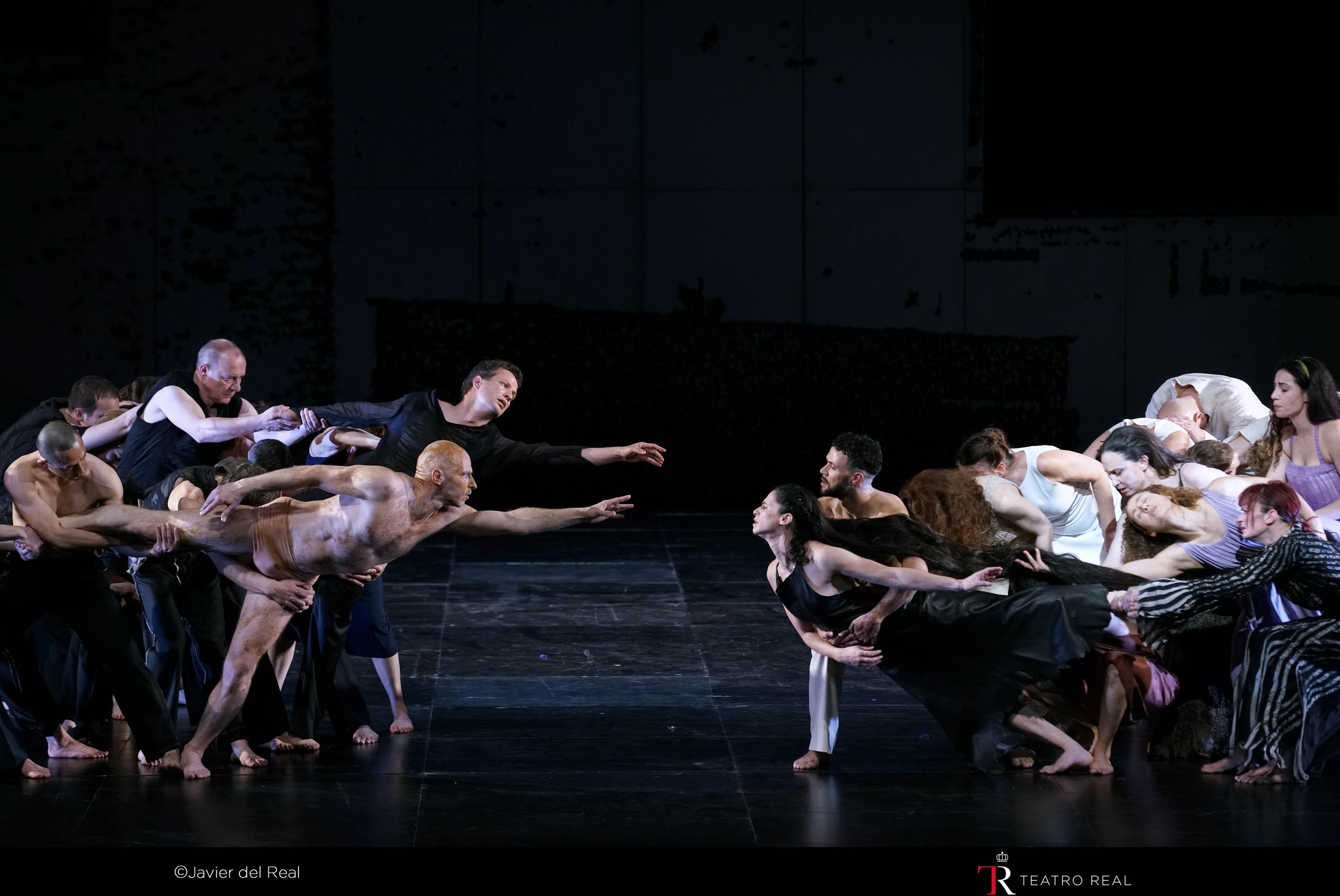 Dido y Aeneas en el Teatro Real