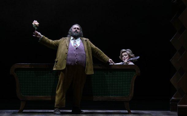 Críticas en la prensa a Falstaff en el Teatro Real