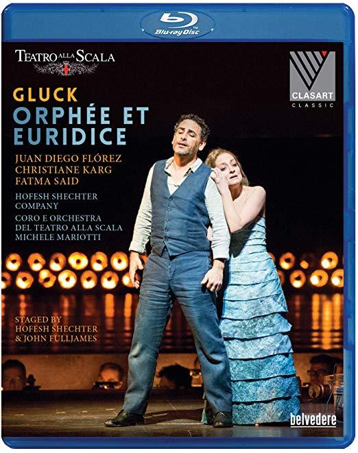 Reseña DVD: Gluck, Orfeo y Euridice. Flórez, Karg