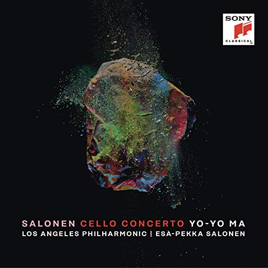 Reseña cd: Salonen, Cello concerto. Yo-Yo Ma. Sony