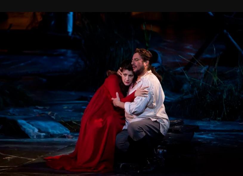 Harteros, Kaufmann y Ettinger protagonizan Tosca en París