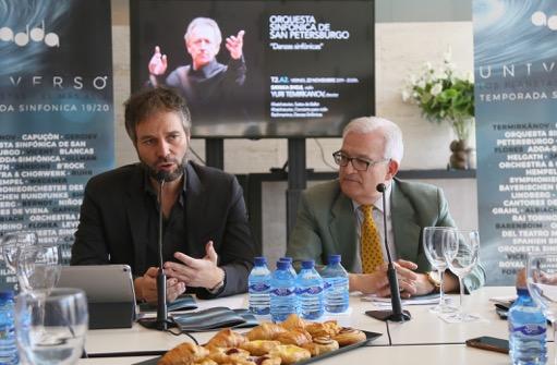 Jansons, Zukerman y Gergiev en la nueva temporada de ADDA