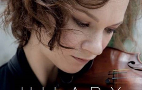 Reseña cd: García Abril, 6 Partitas. Hilary Hahn