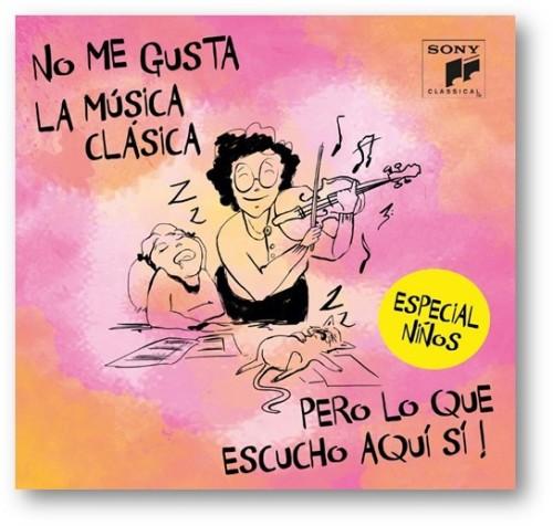 Reseña CD: No me gusta la música clásica, pero...