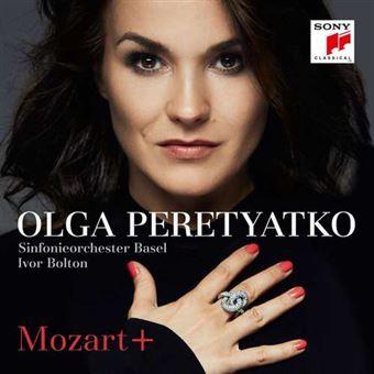 Reseña cd: Olga Peretyatko canta Mozart