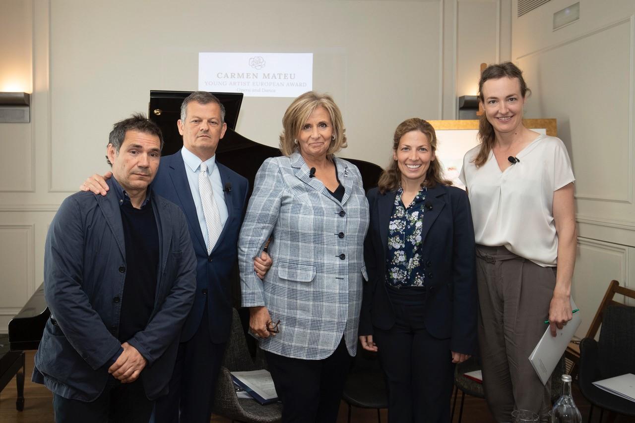 El Cuarteto Casals clausura el ciclo Liceo de Cámara XXI