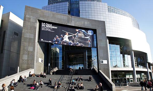 Dos finalistas a la Ópera de París