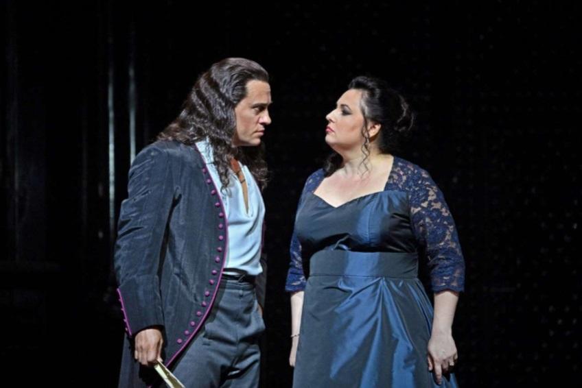 Crítica: Tosca en el Liceu, 1º y 2º reparto