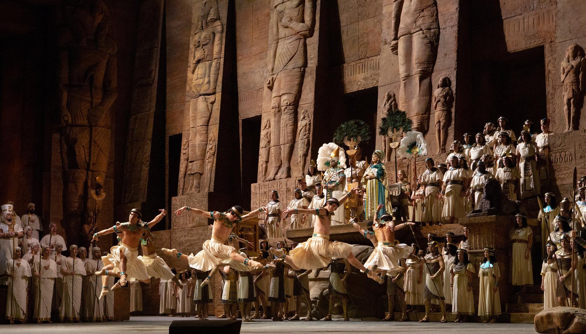 Nuestro concierto: Aida se despide del Met