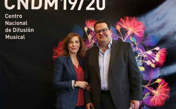 Francisco Lorenzo presenta la temporada 19/20 del CNDM
