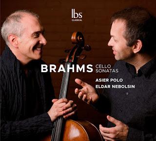 Reseña cd: Brahms por Asier Polo y Eldar Nebolsin
