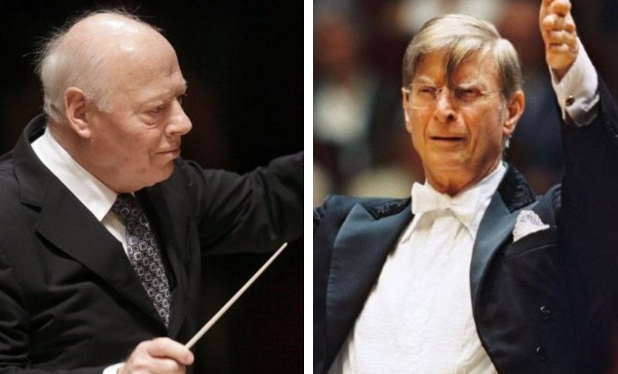 Blomstedt director honorífico y Haitink se despide