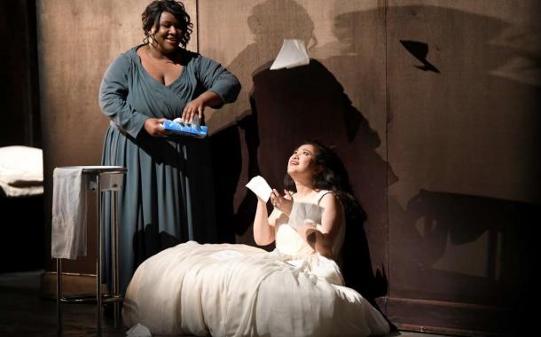 Crítica: Un Otello decepcionante en Berlín
