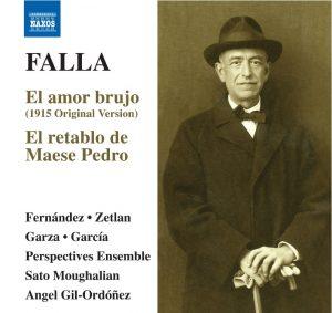 Reseña cd: Falla: Amor Brujo y El retablo de Maese Pedro. Gil Ordóñez