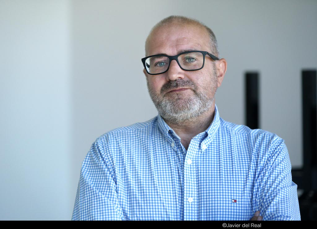 """Entrevista a Jesús Iglesias: """"Esta temporada es un milagro"""""""