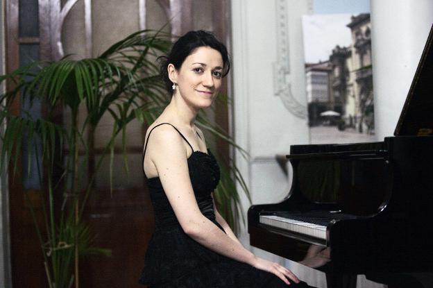 Noelia Rodiles estrena en tiempos modernos una Sonata para piano de Martín Sánchez Allú