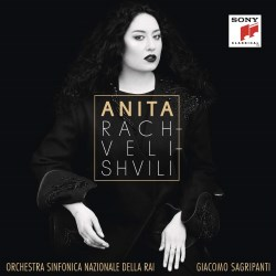 Reseña cd:  Anita Rachvilisvili, debut discográfico