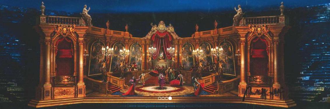 Plácido Domingo cumple 50 años en la Arena de Verona