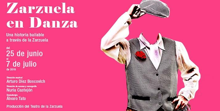Recomendación: Zarzuela en danza