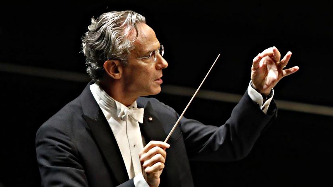 Fabio Luisi dirige Strauss y Haydn con la Orquesta Nacional