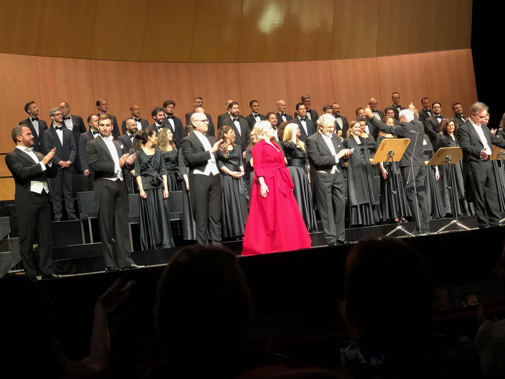 Críticas en la prensa a Giovanna d'Arco en el Teatro Real