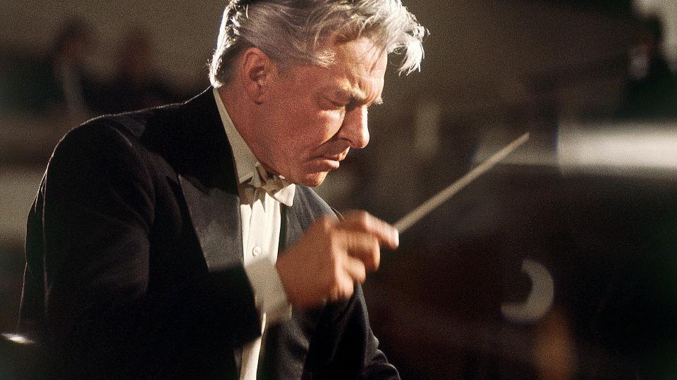 Recordamos a Karajan en el 30 aniversario de su muerte