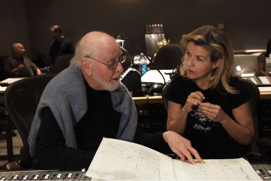 John Williams y Anne-Sophie Mutter se unen en un nuevo disco