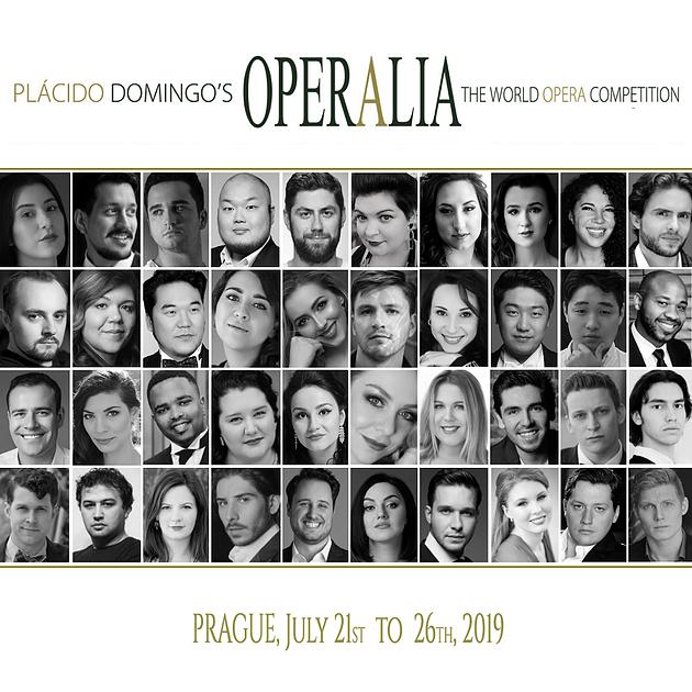 Semifinalistas de Operalia 2019